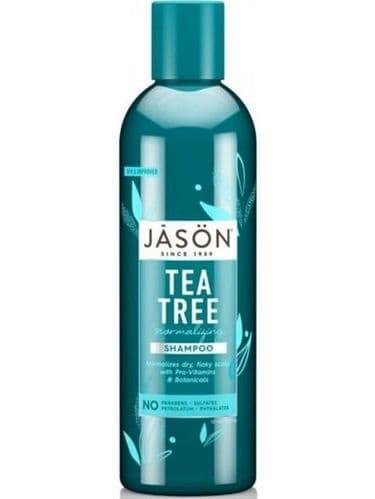 Jasons Natural Organic Tea Tree Oil Therapy Shampoo